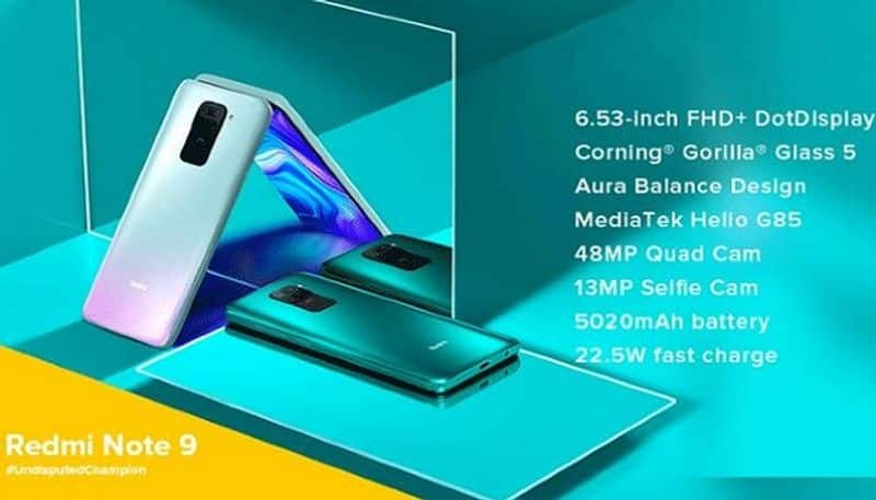 Redmi Note 9 has been launched in India as the latest affordable smartphone by Xiaomi