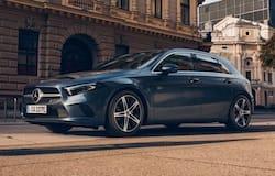 <p>Mercedes Benz EQC</p>