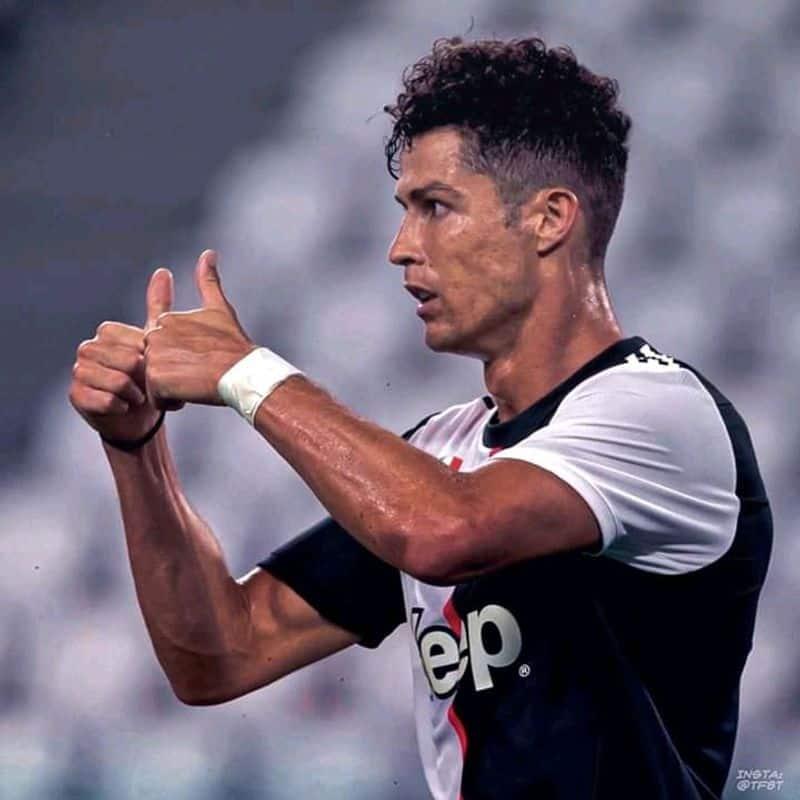 Ronaldo creates multiple records in the match against Lazio last night