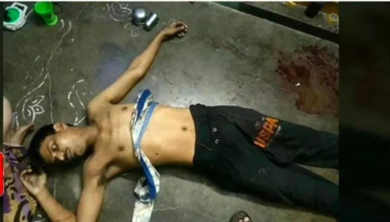 Father kills drunken son in Tenali