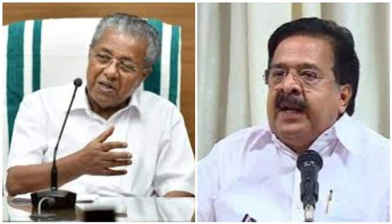 opposition did not show decency cm pinarayi with criticism