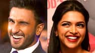 Here's how Ranveer Singh described his wife Deepika Padukone in one word