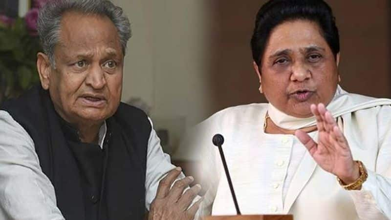 BSP MLAs notice on merger, Congress magician's game can be spoiled in Rajasthan