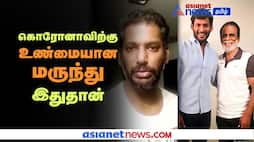 Actor Vishal and his Father Recovered from corona after one week