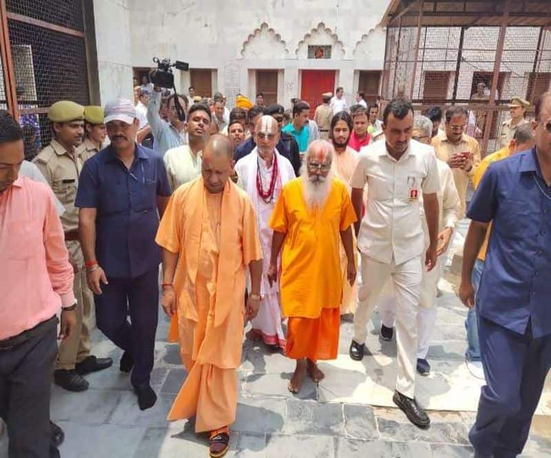CM Yogi will visit Ayodhya again today, will take security