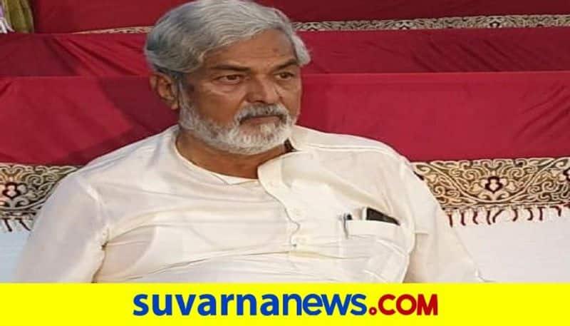 Karnataka former Minister Raja Madan gopal Nayak passes away From Covid19