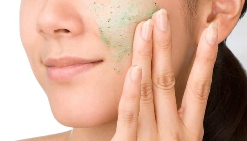 Facial scrub: Add some egg whites to your ground eggshells. Apply to your face and rinse off once it dries off.