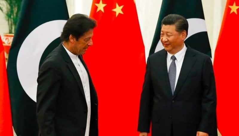 Pakistan in debt crisis, China captures Pakistan en masse as if to help
