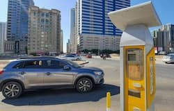 <p>Sharjah Parking</p>