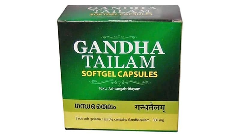 Gandhatailam is perfect medicine for Joint Pains