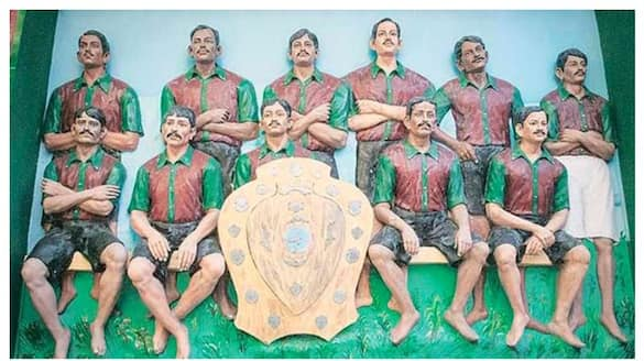 club and Mariners celebrated historic Mohun Bagan Day online due to the Covid 19 spb