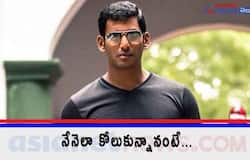 <p>Hero Vishal shares his experience of getting cured from COVID situation&nbsp;<br /> &nbsp;</p>
