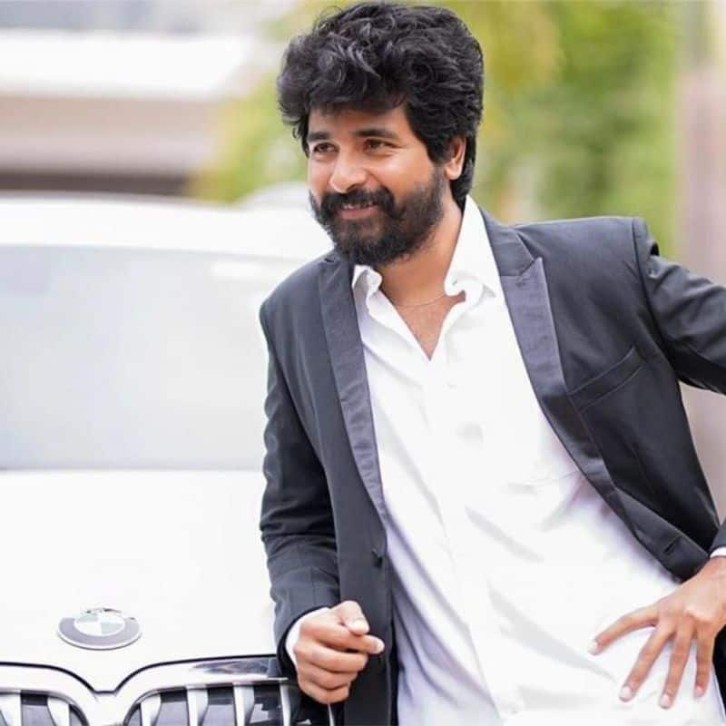 Actor Sivakarthikeyan explain about political question