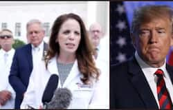<p>President Trump shared multiple versions of the video with his 84 million Twitter followers despite the dubious claims running counter to his administration's own public health experts. CNN's Hadas Gold reports.<br /> &nbsp;</p>