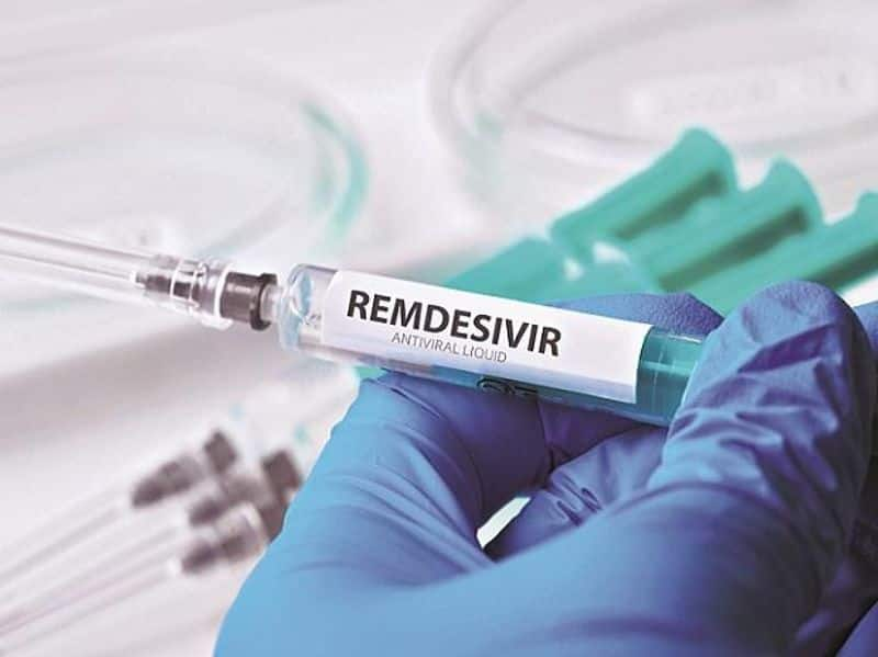 Coronavirus 2nd wave India imposed ban on export of Remdesivir medicine ckm