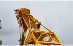 <p>crane&nbsp; accident in visakhapatnam</p>