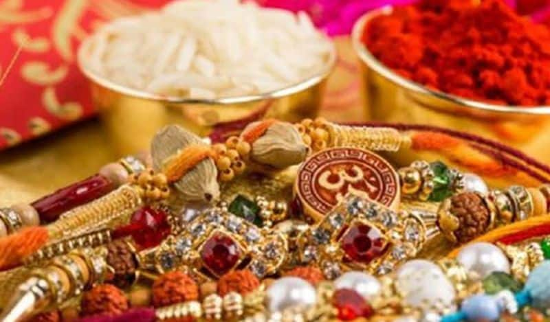Rakhi festival today: Chaturyoga made for the first time in the century