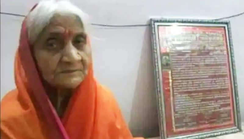 81-year-old grandmother to break her 28-year-old fast as her dream of magnificent Ram temple takes shape