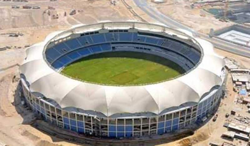 Two special suites are being set up at the Dubai Stadium to watch the T20 World Cup 2021 spb