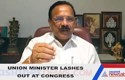Congress has no right to demand invite for Ram Temple event, says Union minister Sadananda Gowda