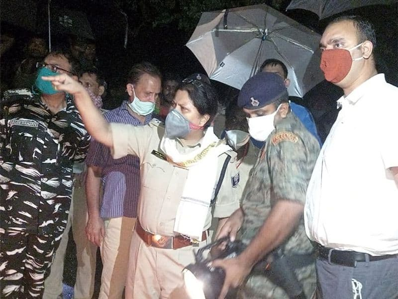Boat sunk in Gandak river due to strong storm, 26 people missing, dead bodies of seven people so far asa