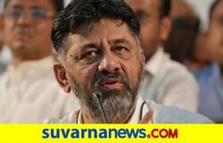 <p>D K Shivakumar&nbsp;</p>