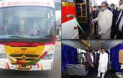<p>The ambulance was made with the available equipment in the regional workshop in Bengaluru</p>