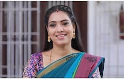 <p>சேலையில்... மாடர்ன் டிரஸ் என எது போட்டாலும் எடுப்பாக இருக்கும் சீரியல் நடிகை பவித்ரா!</p>