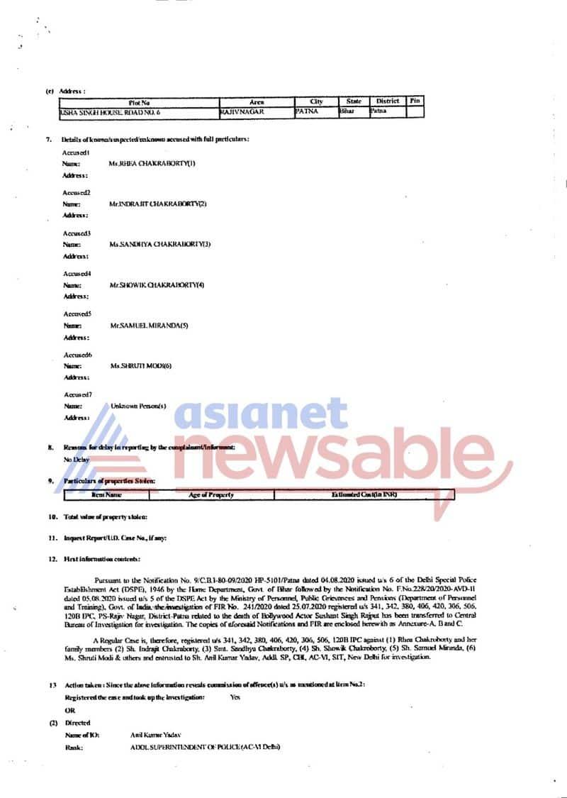Sushant Singh Rajput death: CBI registers FIR, takes over probe