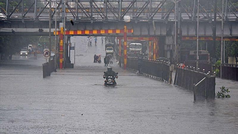 Heavy rain warning in UP, Delhi and Haryana