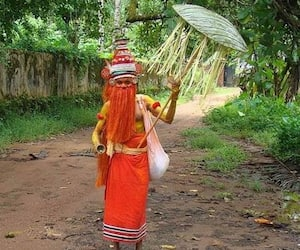 memories of Onappottan special onam ritual  in malabar by KP Rasheed