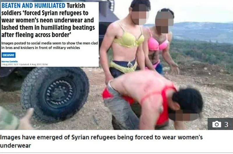 Fact Check, do ISIS militants really fight in women's underwear, for 72 virgins in heaven ALB