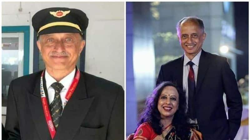 Kerala plane crash: Captain DV Sathe had received the prestigious Sword of Honour