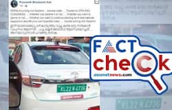 <p>green number plate fact check&nbsp;</p>