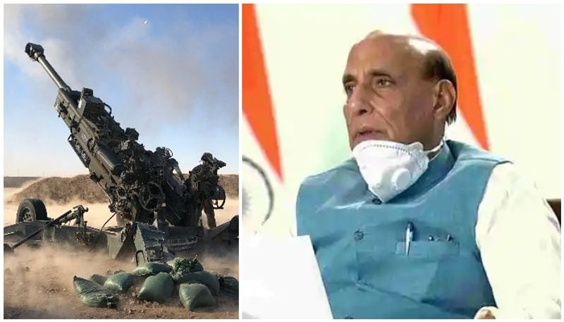 Defence minister Rajnath Singh announces import embargo on 101 weapon systems