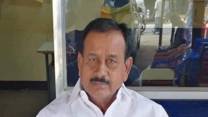Madurai West aiADMK MLA Saravanan corona affect... social spread?