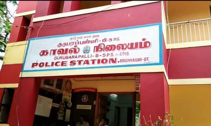 Gutka smuggled from Karnataka to Tamil Nadu,  Police seize van and take action