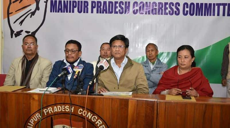 Congress MLAs united in Rajasthan, rebellion in party in Manipur, six MLAs resign