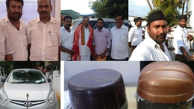 BJP took action against who is abin smuggling