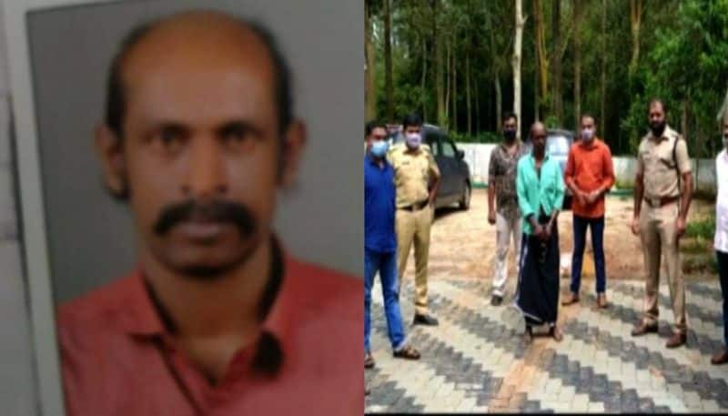 man arrested after eight month for shot his friend in idukki