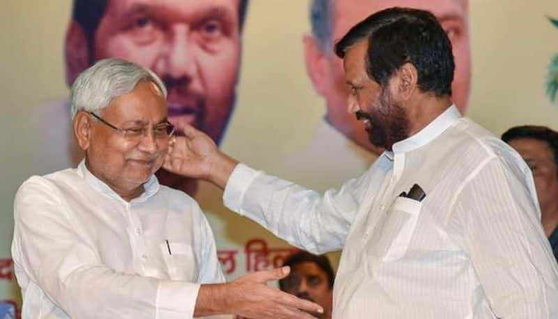 Bihar elections 2020: Controversy over Nitish Kumar and Chirag Paswan over seat sharing asa
