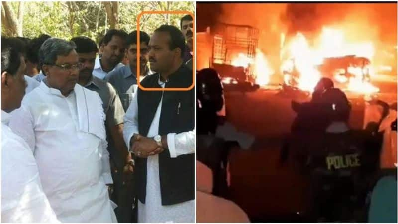 Role of Congress revealed in Bengaluru riots, FIR in the name of Congress councilor