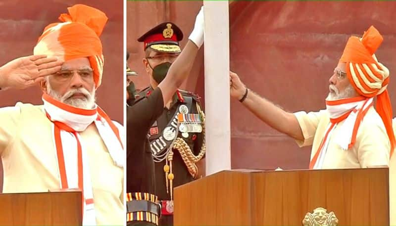 Independence Day 2020: COVID-19 not big enough to beat India's resolve for Atmanirbhar Bharat, says PM Modi-dnm