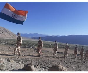Chinese troops occupied Pangong Tso Lake here is the truth kpt