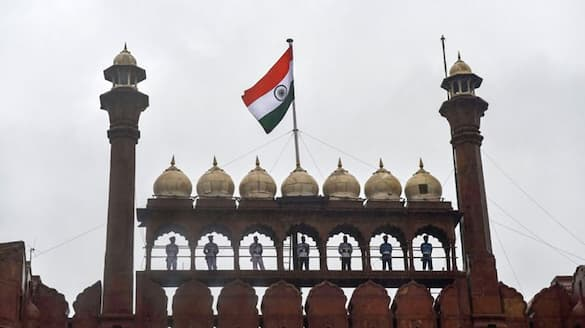 75th independence day every Indian must be proud Here are 25 things India does in a minute ckm