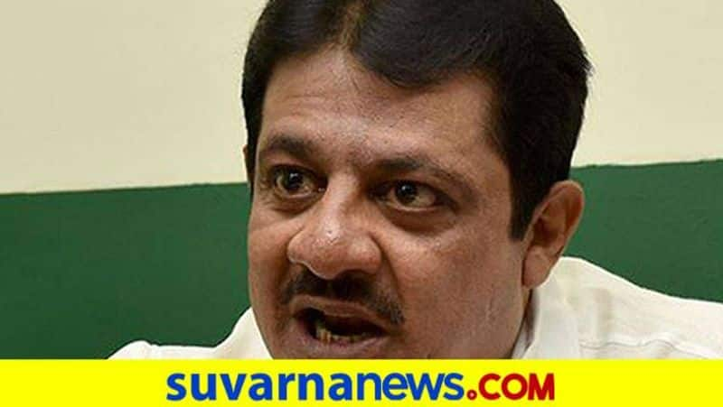 Complaint Against Congress Leader Zameer Ahmed snr