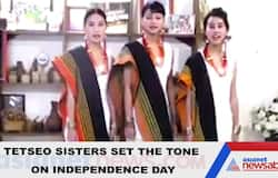 Tetseo Sisters of Nagaland move hearts during Independence Day celebrations with voice