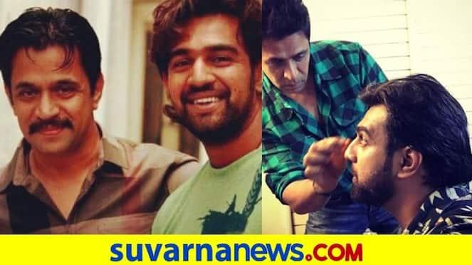 Arjun Sarja pens down emotional note to Chiranjeevi sarja vcs