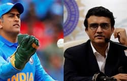 <p>Dhoni and Ganguly</p>
