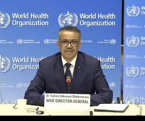 WHO Welcomes India decision on emergency use authorization given to COVID 19 vaccine ckm